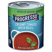 Progresso High Fiber Creamy Tomato Basil Soup