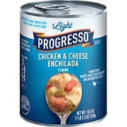 Progresso Light Chicken & Cheese Enchilada Flavor Soup
