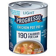 Progresso Light Chicken Pot Pie Style Soup