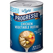 Progresso Light Chicken Vegetable Rotini Soup