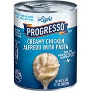 Progresso Light Creamy Chicken Alfredo with Pasta Soup