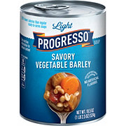 Progresso Light Savory Vegetable Barley Soup