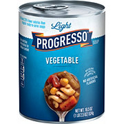 Progresso Light Vegetable Soup