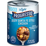 Progresso Light Zesty Santa Fe Style Chicken Soup