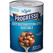 Progresso Light Zesty Southwestern-Style Vegetable Soup