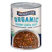 Progresso Organic Soup Savory Lentil