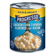 Progresso Rich & Hearty Chicken Corn Chowder Soup