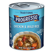 Progresso Traditional Chicken & Wild Rice Soup