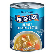 Progresso Traditional Hearty Chicken & Rotini Soup