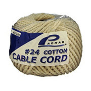 Promar #24 Cotton Cable Cord, 140 FT