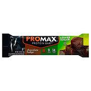 Promax Lower Sugar Chocolate Fudge Energy Bar