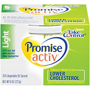 Promise Activ Light Vegetable Oil Spread
