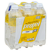 Propel Lemon Water Beverage 16.9 oz