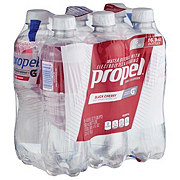 Propel Zero Calorie Black Cherry Water Beverage 16.9 oz Bottles