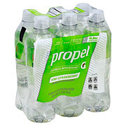Propel Zero Calorie Kiwi Strawberry Water Beverage 16.9 oz Bottles