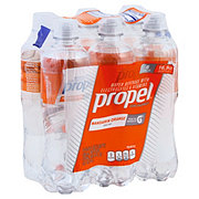 Propel Zero Calorie Mandarin Orange Water Beverage 16.9 oz Bottles
