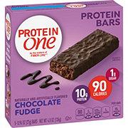 Protein One Chocolate Fudge Bars