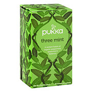 Pukka 3 Mint Herbal Tea