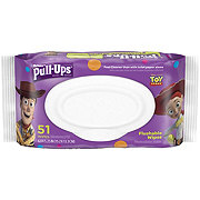 Pull-Ups Big Kid Flushable Disney Wipes