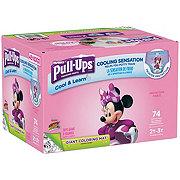 Pull-Ups Cool Alert Giga Training Pants Girls, 74 ct