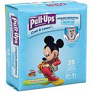 Pull-Ups Cool & Learn Jumbo Training Pant Boys, 22 ct