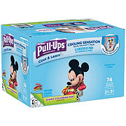 Pull-Ups Cool & Learn Potty Training Pants for Boys 74 ct