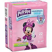Pull-Ups Cool & Learn Potty Training Pants for Girls 22 ct