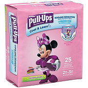 Pull-Ups Cool & Learn Potty Training Pants for Girls 25 ct