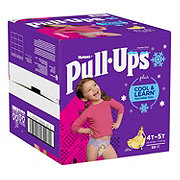 Pull-Ups Cool & Learn Potty Training Pants for Girls 56 ct