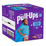 Pull-Ups Giga Cool & Learn for Boys, 56 ct