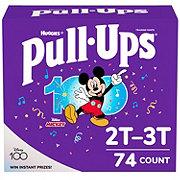 Pull-Ups Learning Design Training Pants Boys, 74 ct