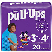 Pull-Ups Learning Designs Potty Training Pants for Boys 22 ct
