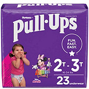 Pull-Ups Learning Designs Training Pants Jumbo Pack Girls, 25 ct