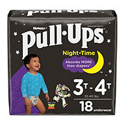 Pull-Ups Night-Time Potty Training Pants for Boys 20 ct