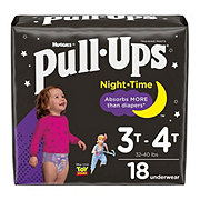 Pull-Ups Night-Time Potty Training Pants for Girls 20 ct