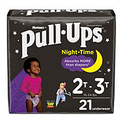 Pull-Ups Night Time Training Pants Girl, 23 ct