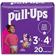 Pull-Ups Training Pants Jumbo Pack Girls, 22 ct