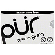 Pur Excitement Gum