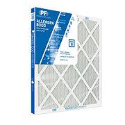 Purafilter 2000 MERV 8 Blue Series 20x25x1 Air Filter