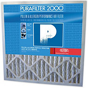 Purafilter 2000 MERV 8 Blue Series Air Filter 12x24 in