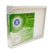 Purafilter 2000 True Blue Home Air Filters 16x20 in
