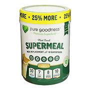 Pure Goodness Premium Supermeal Vanilla