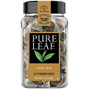 Pure Leaf Hot Chai Tea Pyramind Tea Bags