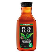 Pure Leaf Real Brewed Unsweetened Black Tea