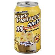 Pure Protein Banana Cream Shake
