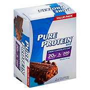 Pure Protein Chewy Chocolate Chip Protein Bars Value Pack