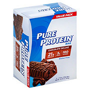 Pure Protein Chocolate Deluxe Protein Bars Value Pack