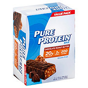 Pure Protein Chocolate Peanut Butter Protein Bars Value Pack