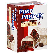 Pure Protein Red Velvet Protein Bars