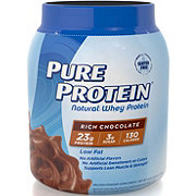 Pure Protein Rich Chocolate 100% Natural Whey Protein